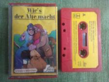 MC: GRIMMS MÄRCHEN - Wie's der Alte macht - SILVER SOUND - Rar!