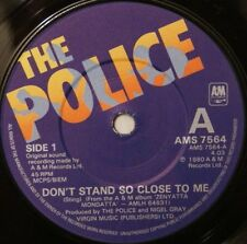The Police 1980 Release Year Vinyl Records