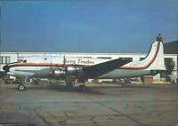 Aero Trades  Douglas DC 4/c 54 CFGNI Conicard No 033