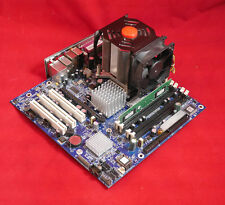 AMI 2004 SERIES 876 MOTHERBOARD, GOOD USED