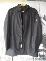 TUMI T-TECH HIGH PERFORMANCE BLACK JACKET  MEN'S US XL  NEW