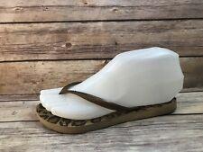 HAVAIANAS USA 3/4 Youth  EUR 35/36 Bronze Thong Flip Flops Shoes