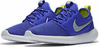 Nike Roshe Two UK Size 7.5 EUR 42 Men's Trainers Shoes Sneakers Running Blue New