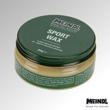 """Meindl Sportwax Clear/Natural - Care for your """"Shoes for Actives"""" (M-9770-99)"""