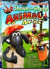 SHAUN THE SHEEP - ANIMAL ANTICS (DVD)