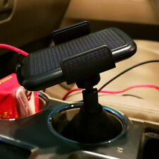 Universal Car Mount Adjustable Cup Holder Stand Cradle Fit For Cell Phone Mobile