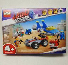 Genuine Lego la película 2-Emmet De Espacio Coche de 70821 Raro-como en la imagen