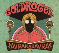 GOLDROGER - AVRAKADAVRA   CD NEU