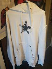 Men's Dallas Cowboys Reebok Hoodie, Size Large,  Pre-Owned