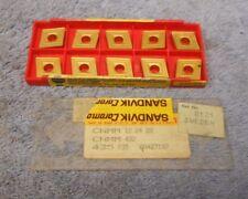 SANDVIK   Carbide Inserts     CNMM 432    Pack of 10   Grade  435