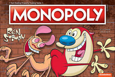 Ren & Stimpy Monopoly®  New 2018