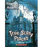 Americas Most Haunted True Scary Places Good Paperback (BR-2)