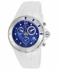 Technomarine TM-110077 Women's Cruise Diamond Chronograph Blue Dial Watch