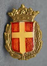 Vintage Uniform Badge  ~  Libertas ~ Unknown  ?