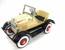 Hallmark 1929 Steelcraft By Murray Roadster Kiddie Car Classics New