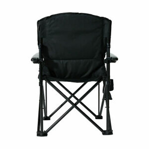 New DELUXE Hard Arm Chair (120kg LIMIT) Folding Portable Camping Picnic TC