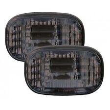 intermitente lateral luces cristal negro ahumado para TOYOTA LAND CRUISER 98-00