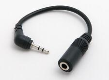 Ecouteurs Adaptateur Mini Jack Femelle 3.5mm Male 2.5mm