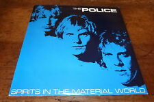 """THE POLICE - Vinyle 45 tours / 7"""" !!! SPIRITS IN THE MATERIAL WORLD !!!"""