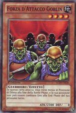 Forza d'Attacco Goblin YU-GI-OH! LCJW-IT028 Ita COMMON 1 Ed.