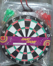 DART BOARD 12 inches with free 4 darts