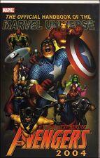 PRICE REDUCED! Marvel Lot-Official Handbooks, Marvel Team-Up, More!