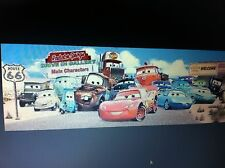 Disney Cars Cross Stitch Kit
