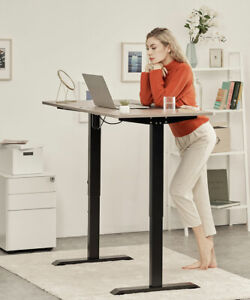 Electric Adjustable Standing Desk Stand Up Desk Workstation with Memory Settings