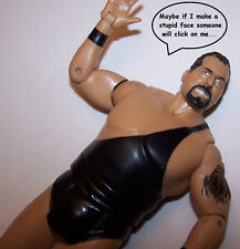 """WWE The Big Show Ruthless Aggression Wrestling Action Figure by Jakks - 8"""" - WWF"""