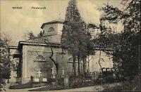 Weimar Thüringen AK ~1910 Fürstengruft Fürsten Gruft Grab Grabstätte ungelaufen