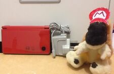 rare RED LIMITED EDITION MARIO 25th ANNIVERSARY NINTENDO DSI XL console
