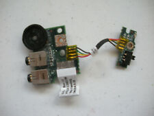 TOSHIBA SATELLITE M30X M35X AUDIO BOARD w/ CABLE NBX12002100 LS-2463 43578951001