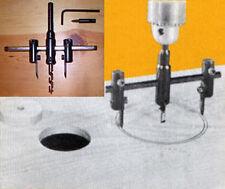 DIY CraftsTools Accessories AdjustableMetal Circle Hole Saw-Drill Bit Cutter Kit