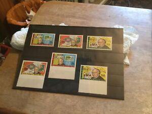 Republique De Djibouti Unmounted Mint Stamps Lot