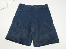 Don Alleson Athletic sliding shorts 1 pair navy athletic sports M womens Nos