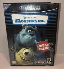 Monsters, Inc.: Scream Arena (Nintendo GameCube, 2002) (GC