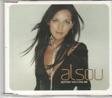 (EN64) Alsou, Before You Love Me - 2001 DJ CD