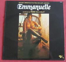 EMMANUELLE  LP ORIG FR  BOF OST  JUST JAECKIN  SEXY COVER