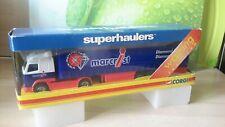 CORGI SUPERHAULER CP86727 - MARCRIST VOLVO F12 CURTAINSIDER
