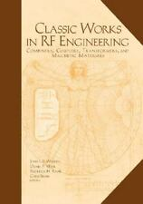 Classic Works in RF Engineering by John L.B. Walker Paperback Book (English)