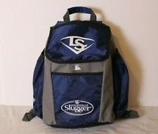 Louisville Slugger Blue Gray Equipment Stick Back Pack