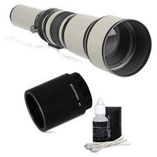 650-2600mm Lens Kit for Nikon Digital SLR D3100 D3200 D5000 D5100 Camera