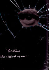 """Phil collins """"take a look at me now"""" Complete Album Box incl 2 re-issues"""