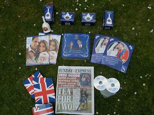Box of Memorabilia: Royal Wedding William + Kate 2011