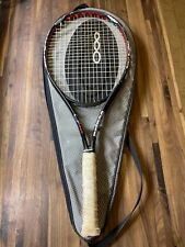 Prince O3 Red Used Tennis Racquet 4 3/8 Grip Size
