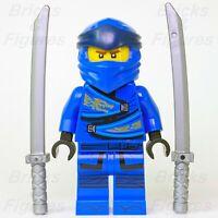 New Ninjago LEGO® Jay Legacy Blue Ninja Minifigure 70668 70670 70660 Genuine