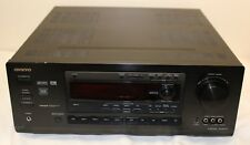 Onkyo AV Stereo Receiver TX-DS777 Tons of Features & Hook ups 5.1 THX DVD Phono!