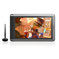 """Huion KAMVAS 16 +Stand Graphic Drawing Tablet Monitor 8192 15.6"""" Tilt Function"""