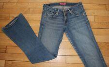 LEVIS 524 Jeans pour Femme W 28 - L 32 Taille Fr 38    (Réf #G118)