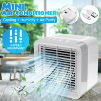 Mini Air Conditioner Portable Cooler Portable Space Cooling Artic Fan Humidifier